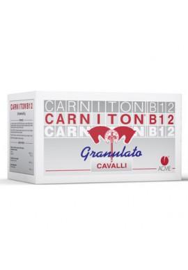 Carniton B 12 granulato mangime complementare 20 buste da 25 g