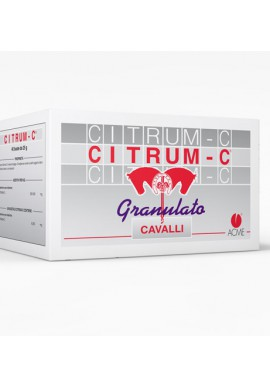 Citrum C granulato mangime complementare 40 buste da 25 g
