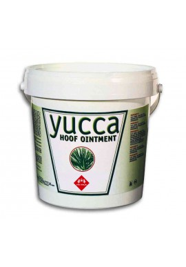 YUCCA unguento per zoccoli con estratti di Yucca vaso da 1000 ml