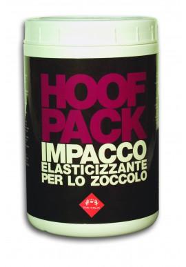 HOOF PACK  pasta elasticizzante per lo zoccolo vaso da 1000 ml