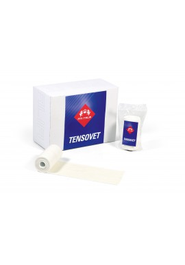 TENSOVET benda adesiva elastica pesante monouso