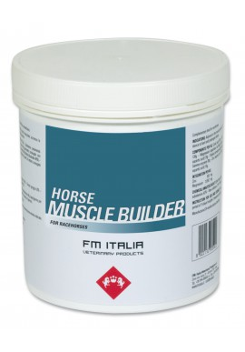 HORSE MUSCLE BUILDER con componenti naturali