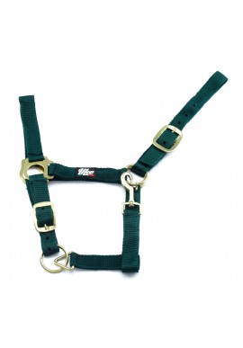 NYLON HALTER DOUBLE LAYER WITH DOUBLE REGOLATION