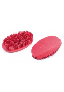 OVAL RUBBER BRUSH