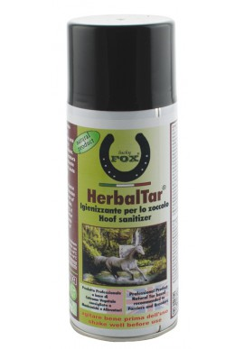 HERBAL TAR IGENIZZANTE PER LO ZOCCOLO SPRAY 1350