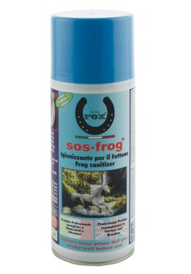 SOS FROG IGIENIZZANTE PER IL FETTONE SPRAY 1350B