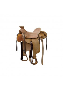 SELLA WADE WESTERN ROUGH OUT ARTSAN