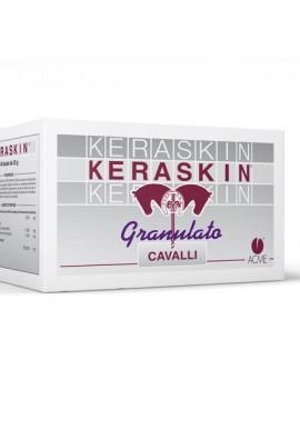 Keraskin granulato mangime complementare 40 buste da 25 g