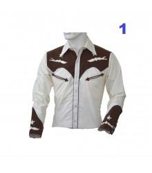 Camicia western